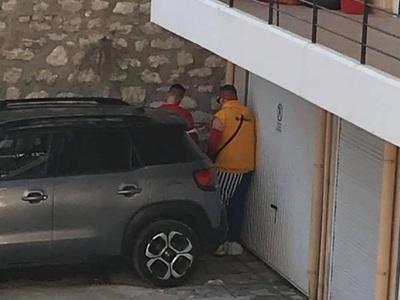 Ένα τεράστιο ...ουρητήριο το κέντρο της Πάτρας στο Καρναβάλι ελλείψει αρκετών χημικών τουαλετών  - ΦΩΤΟ