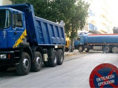 Πάτρα: Ήπια κυκλοφορία στην οδό Μαιζώνος...