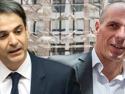 """Παναγιώτης Διαμαντόπουλος:"""" Το ΜέΡΑ25 πολύ πιο επικίνδυνο για τη ΝΔ σε σχέση με το ΣΥΡΙΖΑ """""""