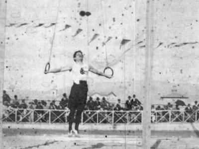 Αγώνας δρόμου Πάτρα - Βραχνέικα για τους Ολυμπιακούς Αγώνες 1896