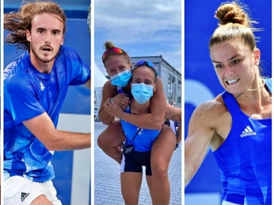 Τι έκαναν οι Έλληνες αθλητές στο Τόκιο τ...