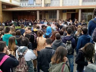 Καταλήψεις σχολών, πορείες και συναυλίες για την επέτειο του Πολυτεχνείου από φοιτητικούς συλλόγους του Πανεπιστημίου Πατρών