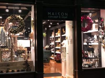 Το Μaison φόρεσε τα γιορτινά του!