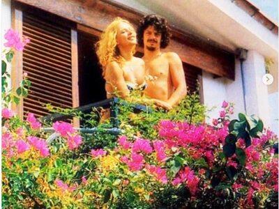 Τότε που η Βουγιουκλάκη ήταν ερωτευμένη ...