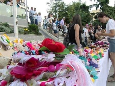 ac21e062adb0 Μια ξεχωριστή επίδειξη μόδας στην Κοζάνη με δημιουργίες κρατούμενων