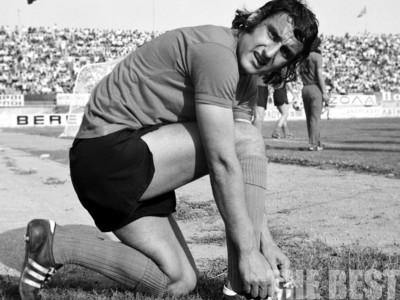 Ο «Δαβούρλας» είπε αντίο στα γήπεδα, σαν σήμερα το 1985