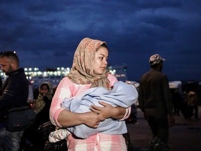 20.000 πρόσφυγες έρχονται στην ενδοχώρα ...