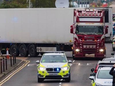 Έσσεξ: 39 κατηγορίες για ανθρωποκτονία από αμέλεια  σε βάρος του οδηγού του φορτηγού