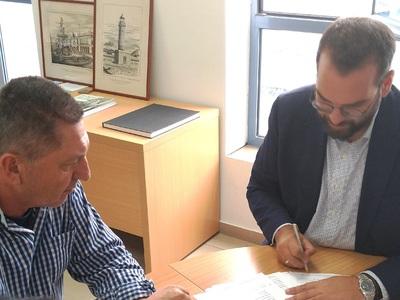 Σύμβαση για παρεμβάσεις στο οδικό δίκτυο των δήμων Ναυπακτίας και Θέρμου