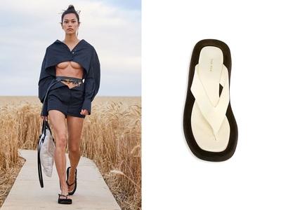 Flip Flop Platform Sandals: Βήματα σύγχρ...
