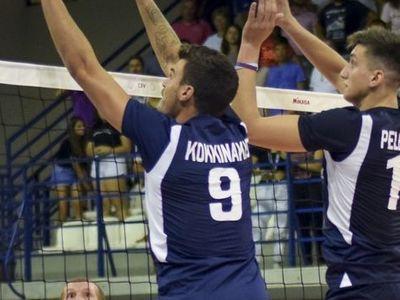 Δεν τα κατάφερε η Εθνική Ελλάδας στο ευρωπαϊκό πρωτάθλημα βόλεϊ