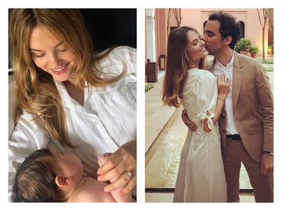 Ιωάννα Ντεντή: Από το πρώτο next top model, σε παραμυθένιο γάμο στο Παρίσι και τώρα  μαμά! ΦΩΤΟ