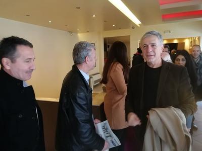Ο Στέλιος Κούλογλου παρουσιάζει στην Πάτρα το ελβετικό ντοκιμαντέρ «La Strategia» για το σκάνδαλο NOVARTIS