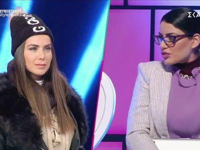 Η Μαρία Καραζιάν για το style της Κυριακής Κατσογρεσάκη: Ούτε στο Μοναστηράκι δεν θα πήγαινα έτσι