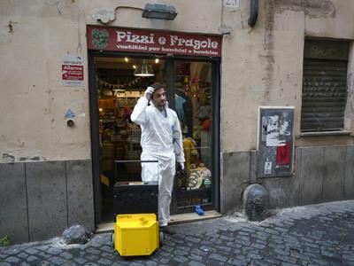 Δεύτερο κύμα κορωνοϊού στην Ευρώπη- Οι χ...