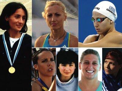 Οι 7 μεγάλες Κυρίες της Πάτρας στις Ολυμπιάδες!