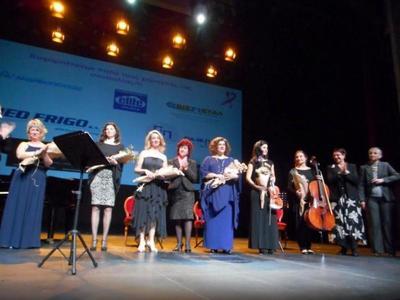 """Με επιτυχία πραγματοποιήθηκε η συναυλία """"Alma Livre"""" στην Πάτρα - ΔΕΙΤΕ ΦΩΤΟ"""