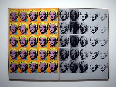 Andy Warhol at the Tate Modern: Eικονική ξενάγηση και μάθημα εκτύπωσης για τους απανταχού φιλότεχνους