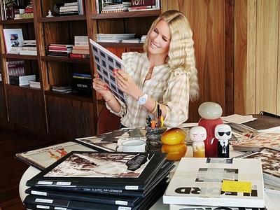 Η Κλόντια Σίφερ ετοιμάζει έκθεση στο Ντί...