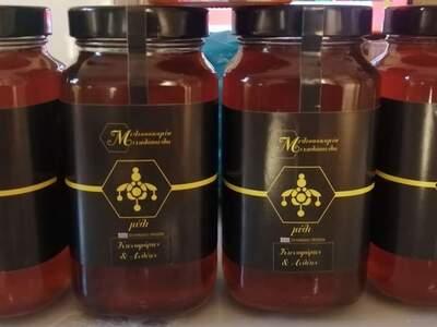 Πωλείται εξαιρετικής ποιότητας μέλι