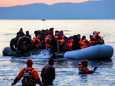Γαλλία: Το λιμενικό διέσωσε 88 μετανάστε...