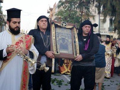 Βάγια και κοσμοσυρροή για την Παναγία Σουμελά στην Πάτρα