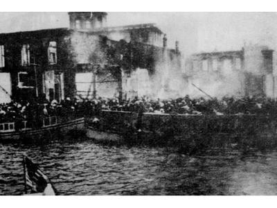Πάτρα: Όταν το λιμάνι γέμιζε πρόσφυγες τ...