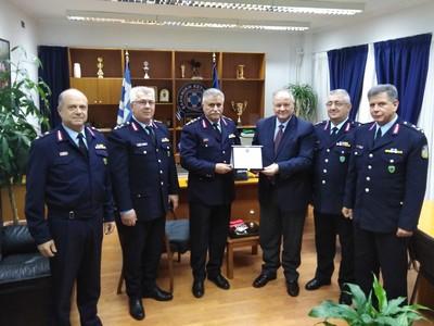 Στην Πάτρα ο γ.γ. του υπουργείου Προστασίας του Πολίτη, Κωνσταντίνος Τσουβάλας