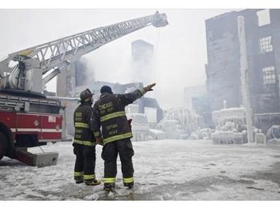 Τρεις πυροσβέστες της 11ης Σεπτεμβρίου π...