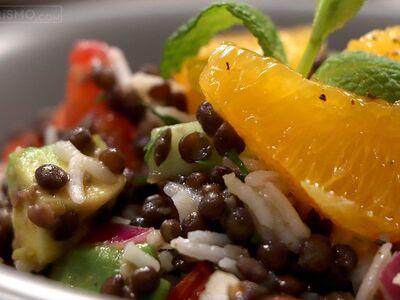 Φακόρυζο σαλάτα: Η ισχύς εν τη ενώσει