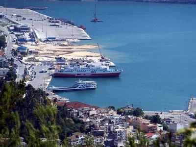 Απαγορεύτηκε λόγω βλάβης ο απόπλους σε πλοίο στη γραμμή Κέρκυρα-Ηγουμενίτσα