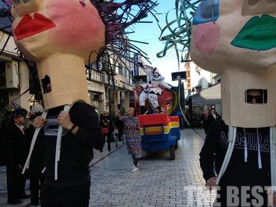 Η πόλη γιορτάζει! ΟΛΑ όσα γίνονται στην καρναβαλική Πάτρα -ΦΩΤΟ