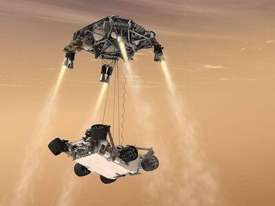 Η πιο εξελιγμένη διαστημοσυσκευή της NAS...