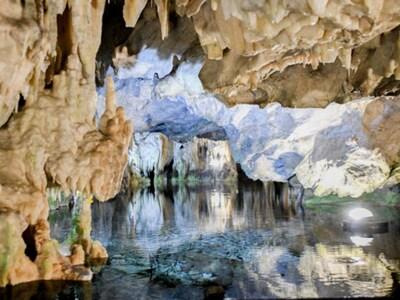 Σπήλαια Διρού: Με μάσκες οι επισκέψεις κ...