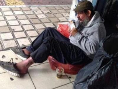 Πάτρα: Πέθανε ο άστεγος κυρ Χρήστος που κοιμόταν στους δρόμους της πόλης- Θλίψη από τον χαμό του