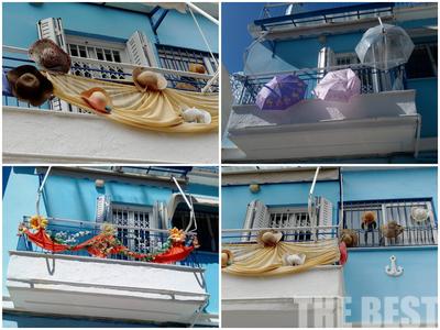 Το μπαλκόνι των 4 εποχών της Πάτρας «μυρίζει» Καλοκαίρι... ΦΩΤΟ
