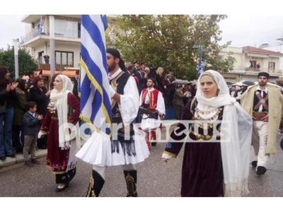 Οι εκδηλώσεις για τον εορτασμό της 28ης Οκτωβρίου στην Ηλεία