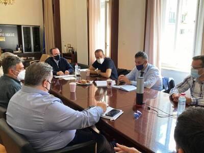 Φαρμάκης: «Δημόσιες υποδομές θα αποκτήσο...
