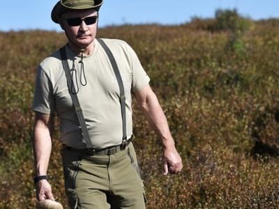 Έτσι περνάει τον ελάχιστο ελεύθερο χρόνο του ο Πούτιν