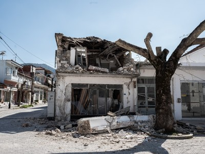 Σεισμός στην Πάργα