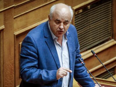 Ν. Καραθανασόπουλος: ΝΔ και ΣΥΡΙΖΑ πολών...