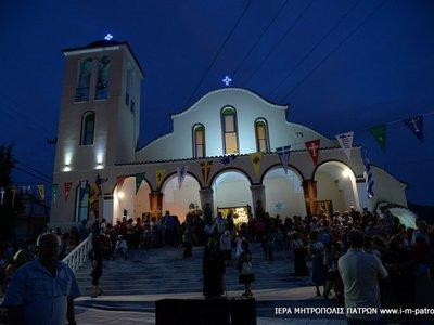 Πλούσιο πρόγραμμα εκδηλώσεων στην ενορία της Αγίας Μαρίνας