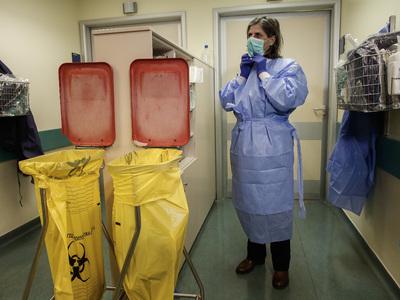 """Παγκόσμιος Οργανισμός Υγείας: Ο κόσμος πρέπει να προετοιμαστεί για το """"ενδεχόμενο πανδημίας""""..."""