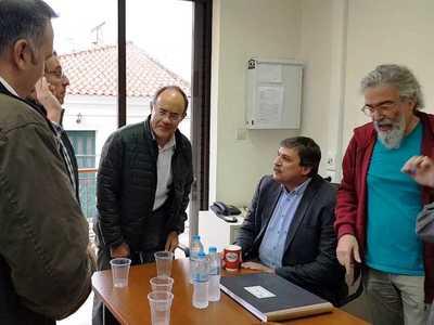 Ανδρέας Ξανθός από την Πάτρα: Αποδέχομαι την κριτική για την Καρδιοθωρακοχειρουργική