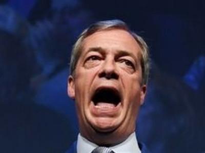 «Νάιτζελ Φάρατζ, ο άνθρωπος που αλλάζει τη βρετανική ιστορία»