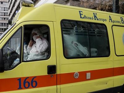 Πάτρα: 41 ασθενείς με κορωνοϊό στα νοσοκ...