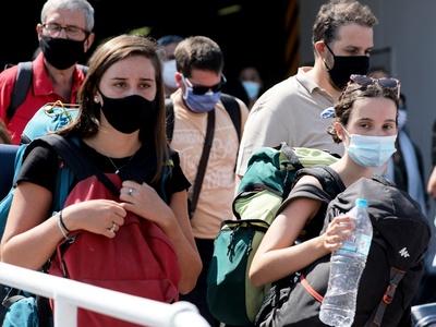 Κορωνοϊός: 180 νέα κρούσματα και πέντε θάνατοι