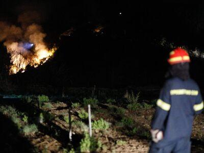 Πάτρα: Εμπρησμός η φωτιά στον Ομπλό την ...