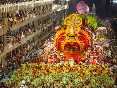 Στον ρυθμό του καρναβαλιού Ρίο και Βενετία- ΒΙΝΤΕΟ