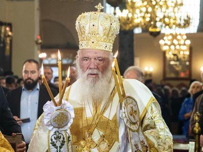 Παρέμβαση Ιερώνυμου για την επαναφορά της διάταξης περί βλασφημίας
